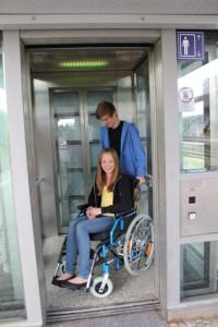 Behindertenaufzüge
