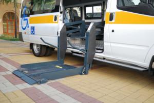 Auto-Rollstuhllifte