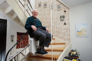 Gebrauchten Treppenlift verkaufen – Tipps und Fakten